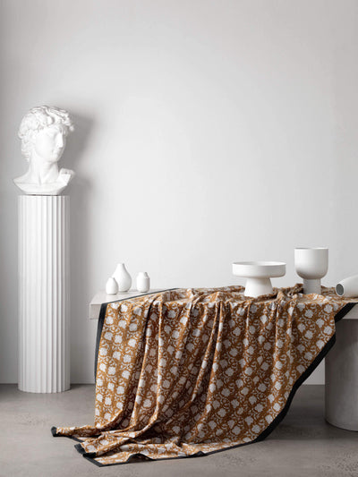 Thallo Table Cloth - Clay Table Linen 2020