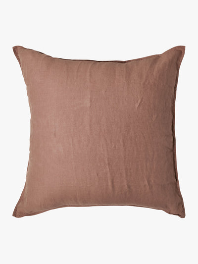 Mondo 100% French Linen Pillowcase - Rosa Pillowcase L&M Home European