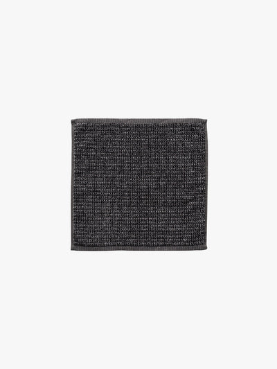 Tweed Coal Towels Cool Galah L&M Home Face Towel