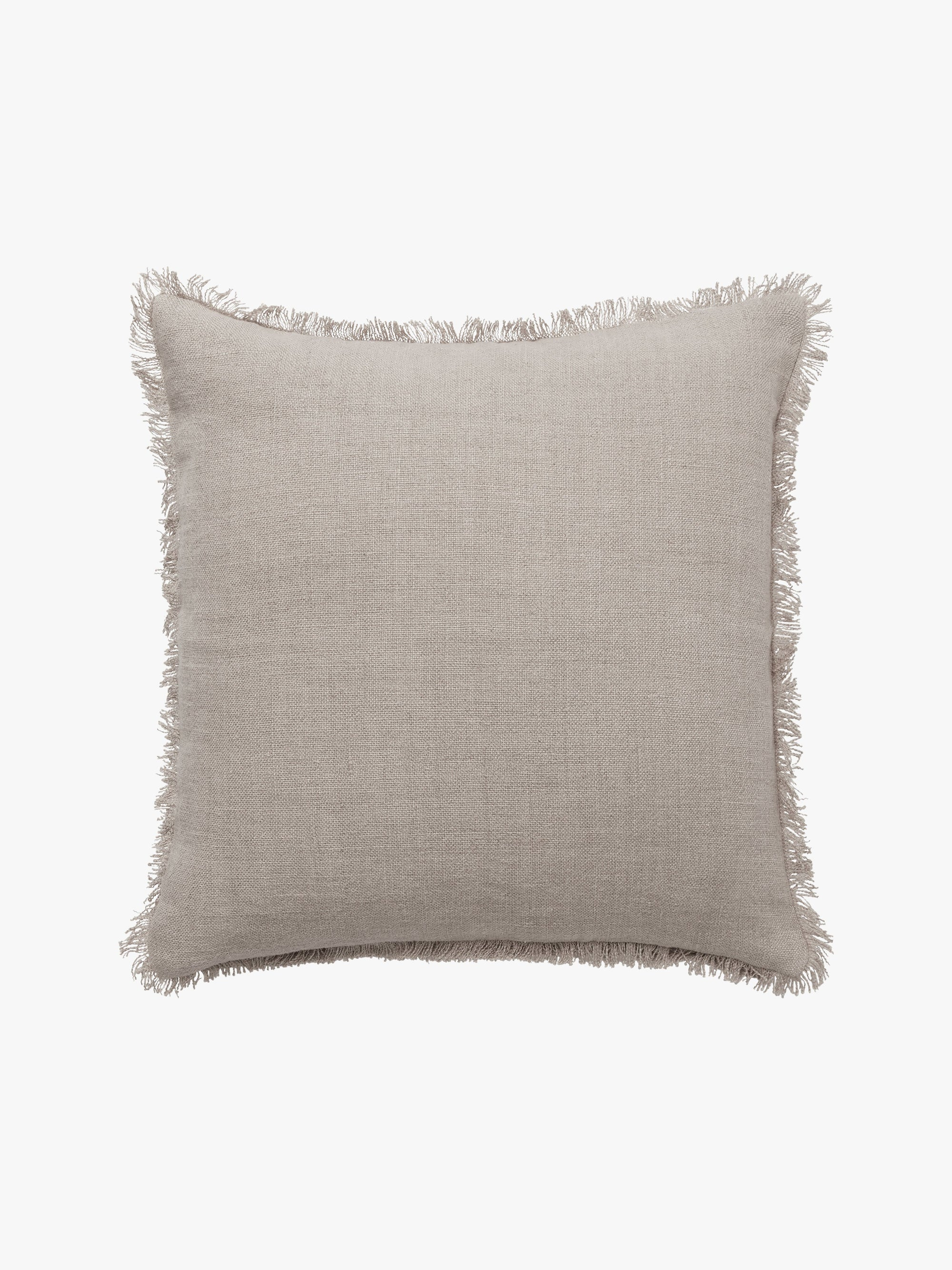 Burton Oatmeal Cushions Cushion L&M Home Burton Cushion