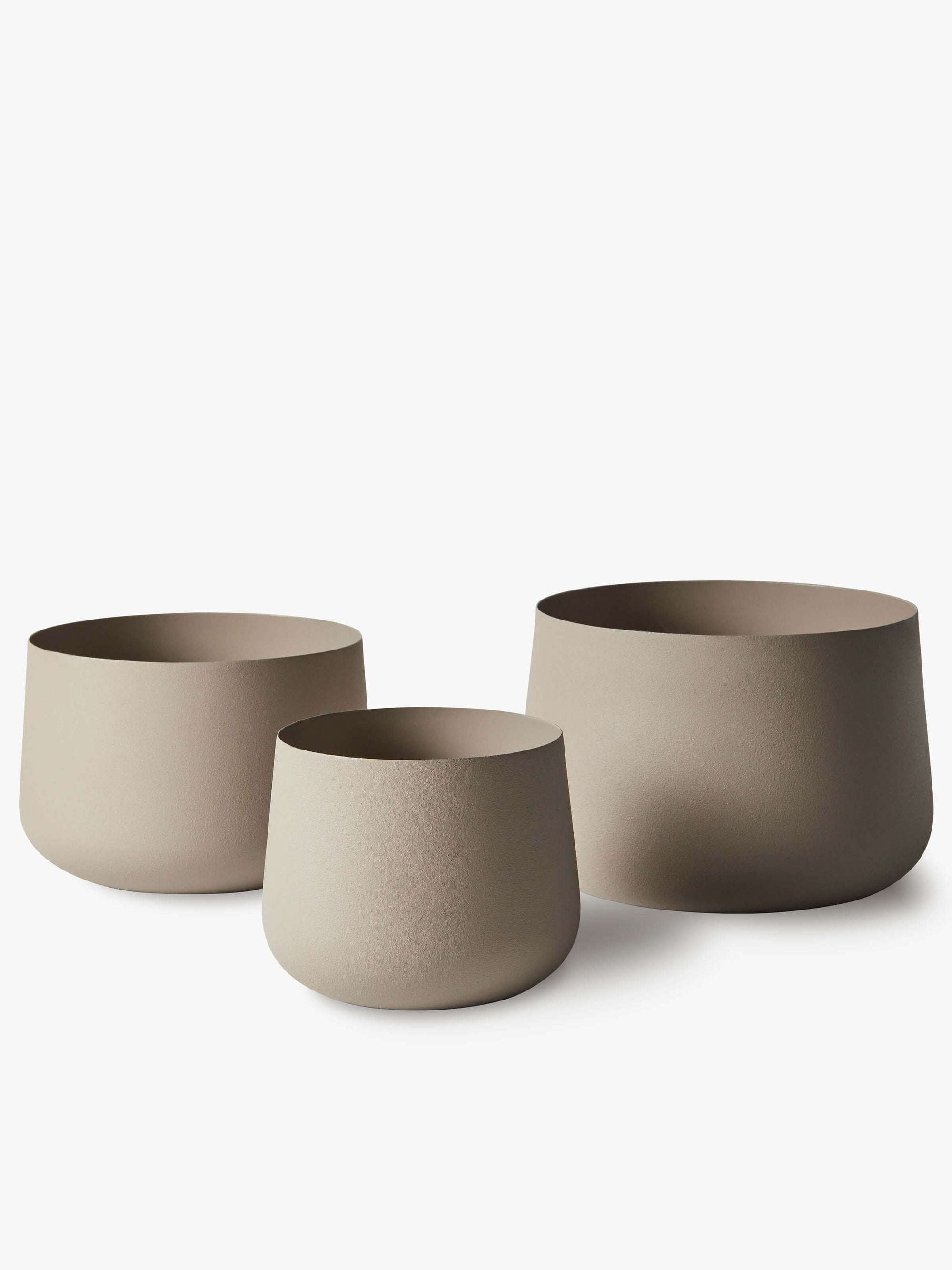 Mona Pot Trio - Latte Planter Summer 21