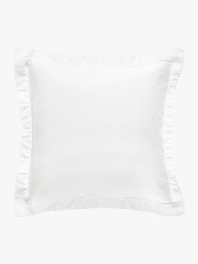 Grosgrain White Pillowcases Pillowcase L&M Home European