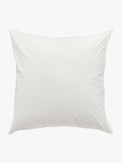 Nordic White Pillowcase Pillowcase AW18 European