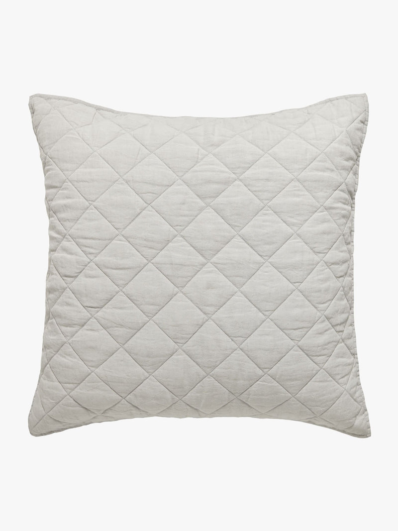 Soho Cloud Pillowcases Quilted Pillowcase AW18 Standard Pillowcase