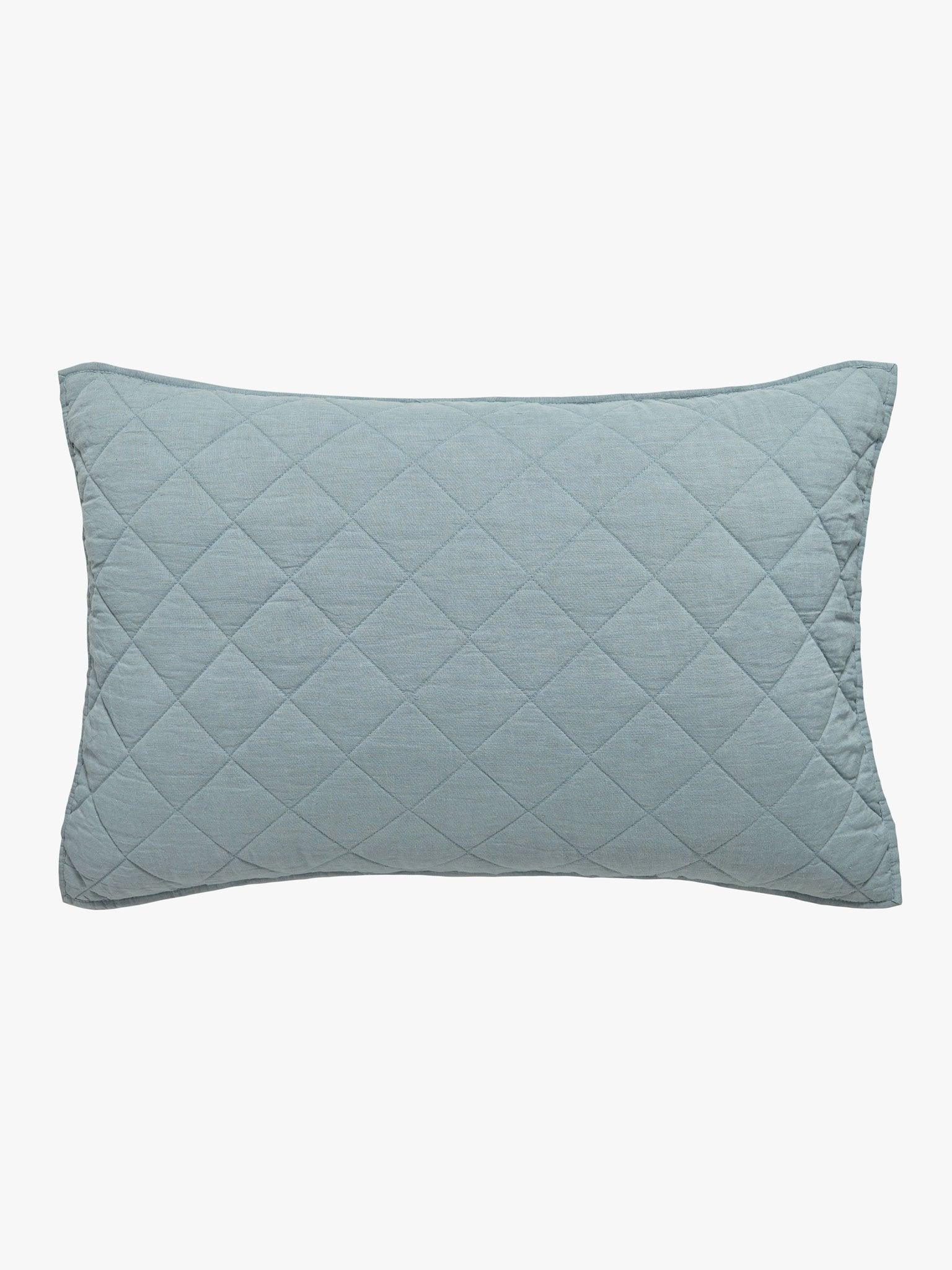 Soho Lake Pillowcases Quilted Pillowcase AW18 Standard Pillowcase