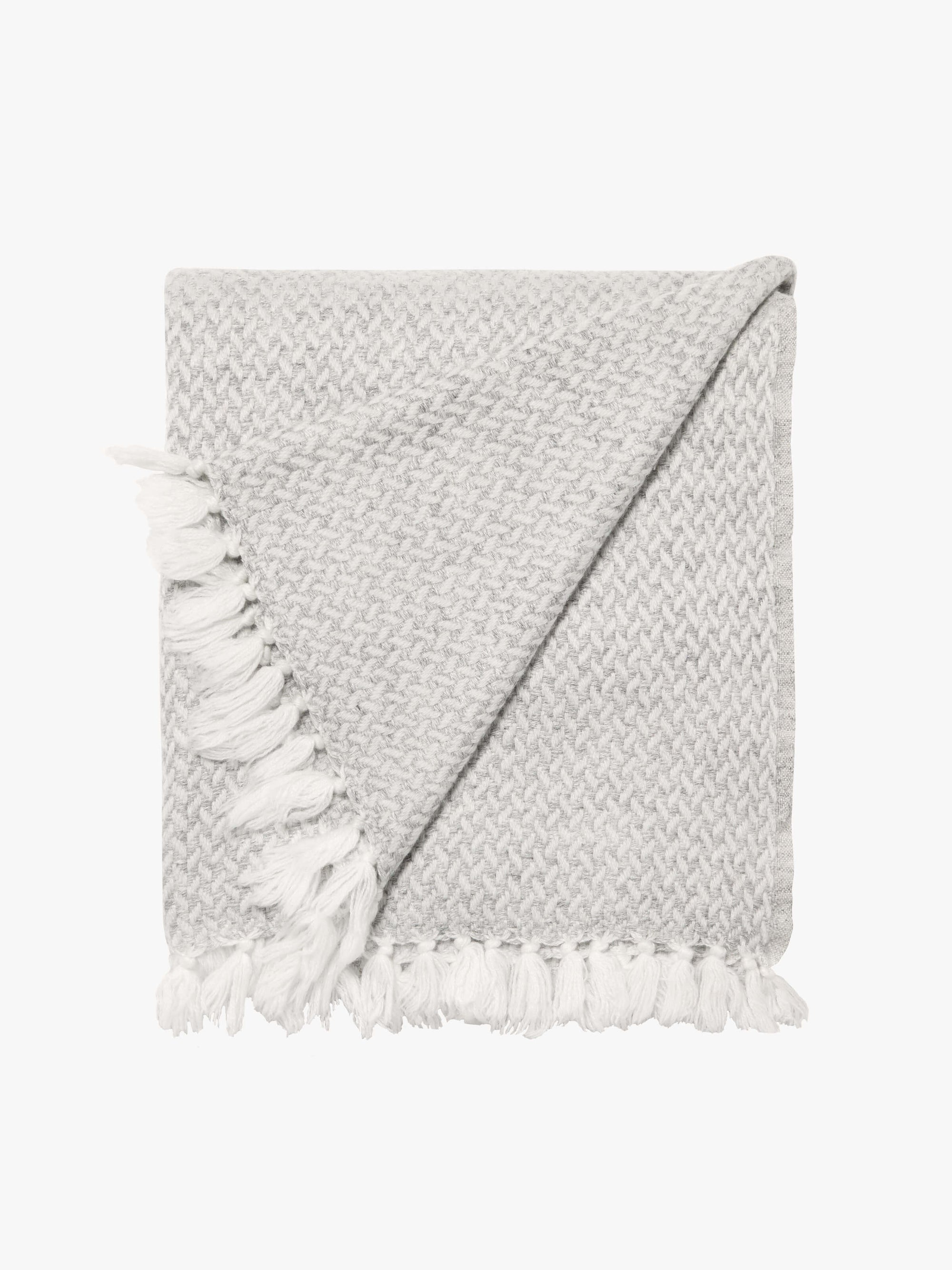 Copenhagen Throw - Silver Throw AW18