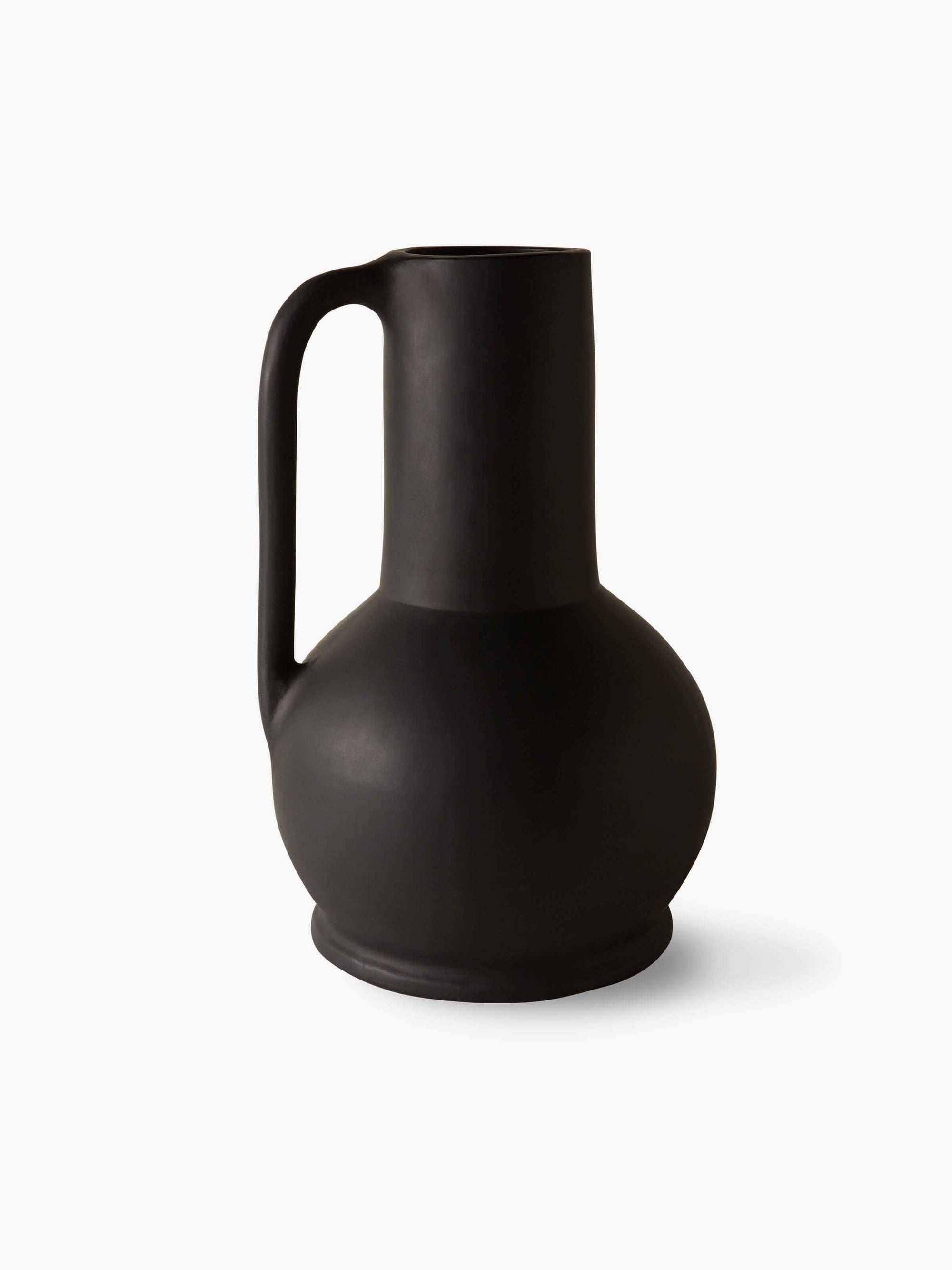 Artemis Vessel - Black Homewares 2020