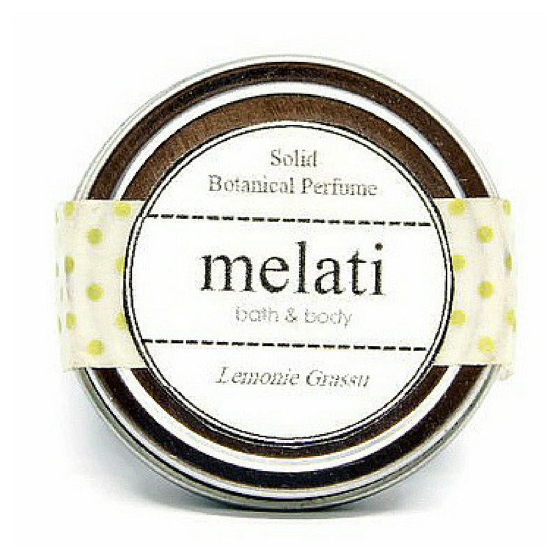 Lemonie Grassu Solid Botanical Perfume - Melati Bath and Body