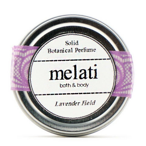 Lavender Field Solid Botanical Perfume
