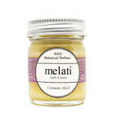 Lavender Field Solid Botanical Perfume - Melati Bath and Body