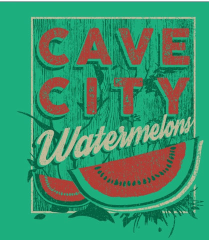 CAVE CITY Tshirt