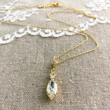 Marquise Fancy Necklace