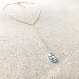 Sleek Y Necklace