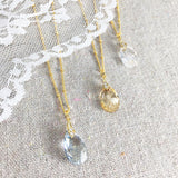 Swarovski Crystal Bridal Necklaces
