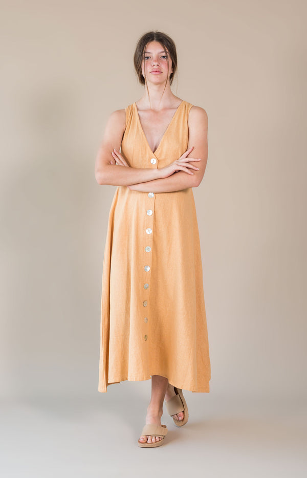 Alice Dress Sunburst
