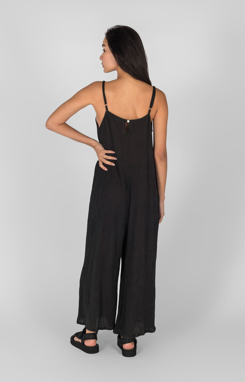 Nova Jumpsuit Black