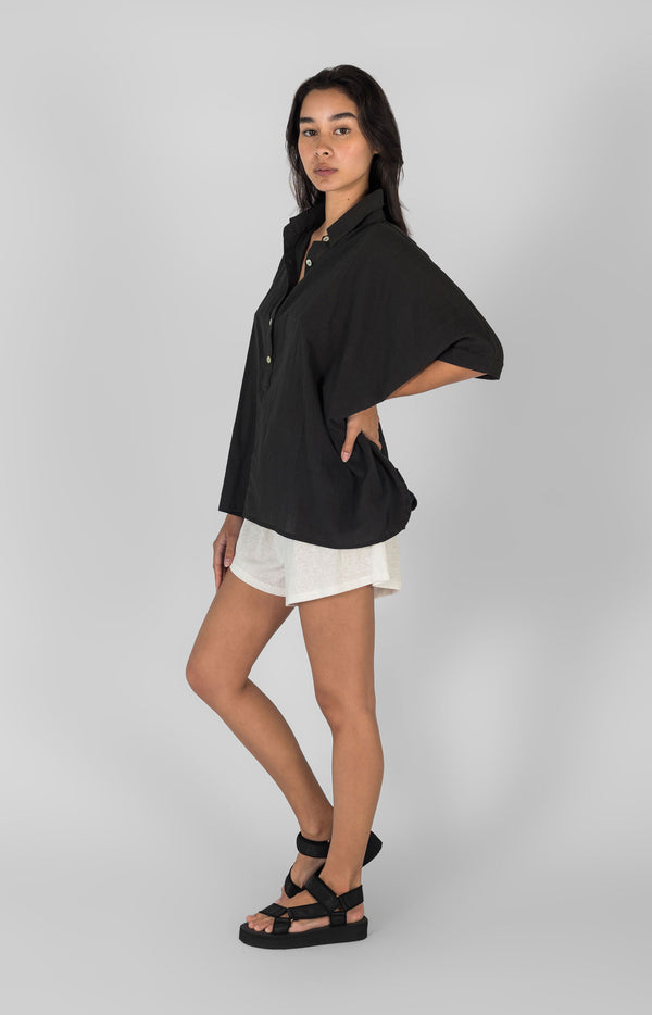 Paige Top Charcoal
