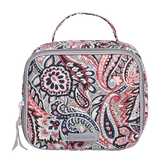 Iconic Pack and Snack Lunch Bag in Gramercy Paisley