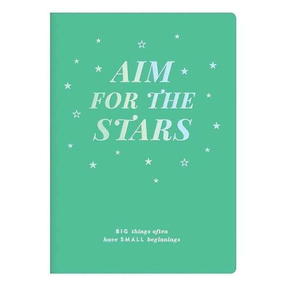 Aim for the Stars Undated Monthly Planner