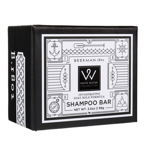 White Water Shampoo Bar