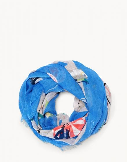 The Hamptons Scarf