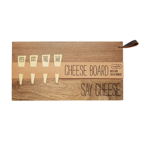 Say Cheese Serving Board