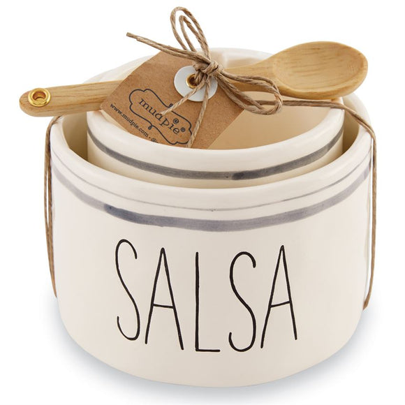 Salsa & Guac Bowl Set