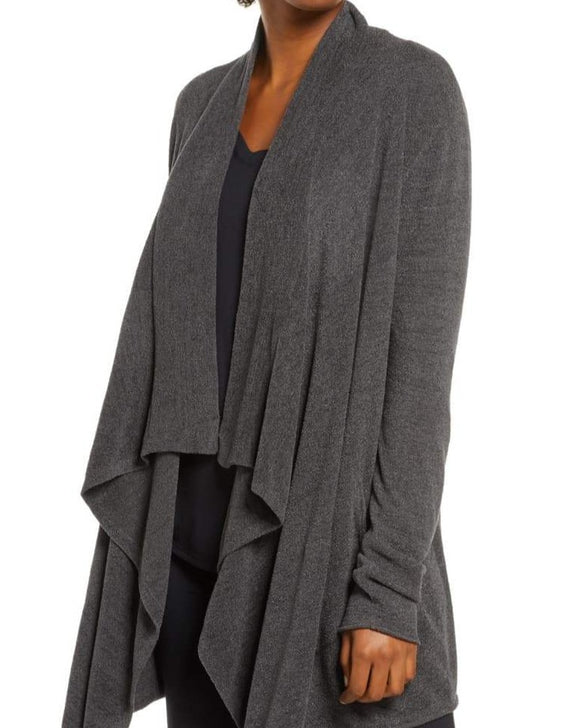 CozyChic™ Ultra Lite High/Low Cardigan