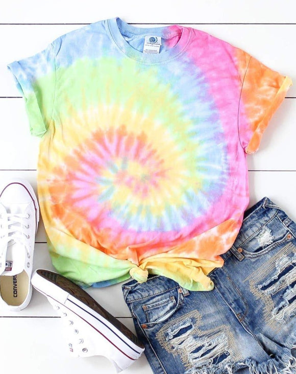 Eternity Tie Dye T-Shirt