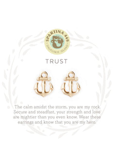 Sea La Vie Stud Trust Earrings