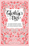 Galentine's Day: 20 Cards to Color and Share