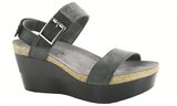 Alpha Naot Wedge Sandal