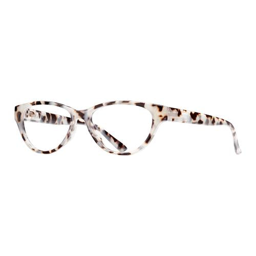 Luci Ivory Tortoise - Blue Light Readers