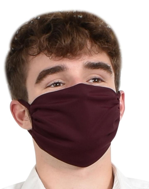 Burgundy Southwind Face Mask