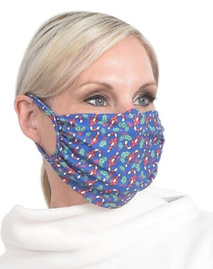 Candy Cane Southwind Face Mask