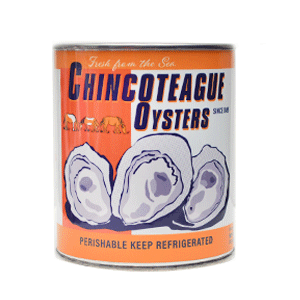 Vintage Chincoteague Oyster Candle