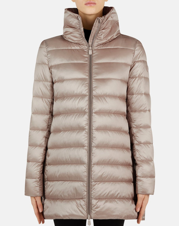 Save the Duck Iris Coat in Pearl