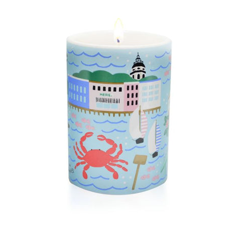 Naptown Candle