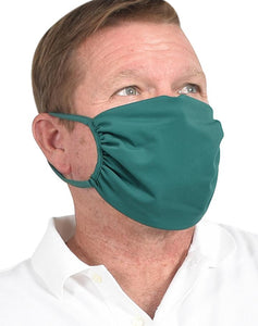 Hunter Green Face Mask XL