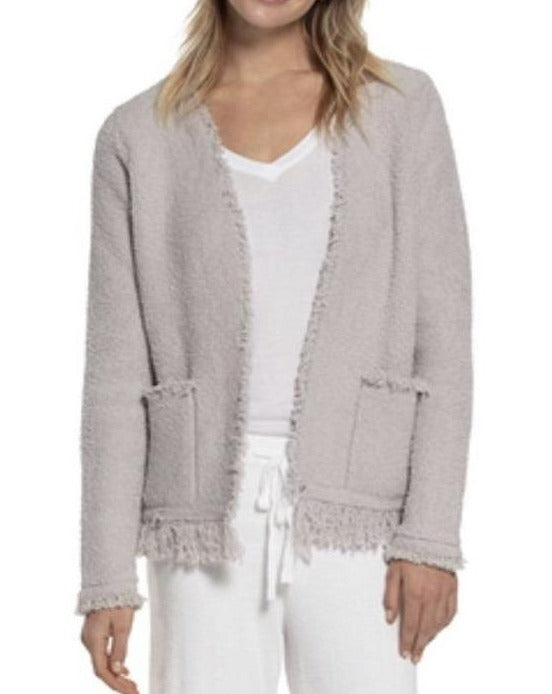 The CozyChic® Fringed Jacket