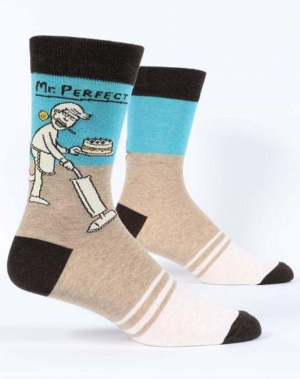 Mr. Perfect Crew Socks