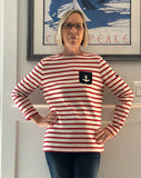 Orville Striped Anchor Shirt