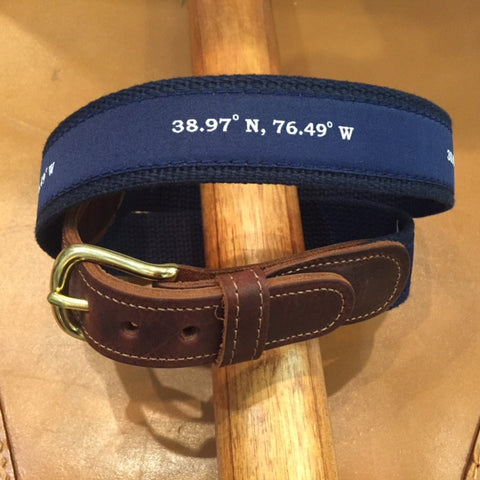 Annapolis Coordinate Belt