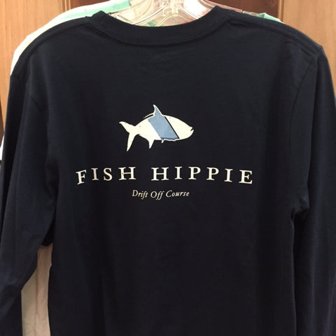 Fish Hippie Drift Off Course short Sleeve Tee