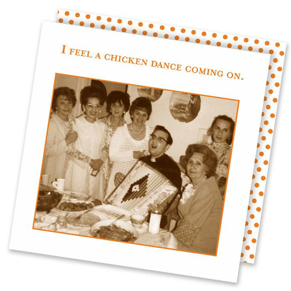Chicken Dance Napkins