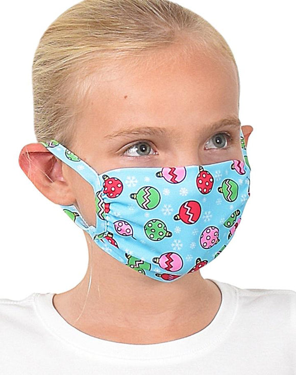 Kids Ornaments Southwind Face Mask