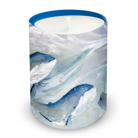 Kim Hovell Collection - Deep Sea Candle
