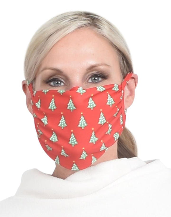 Christmas Trees Southwind Face Mask