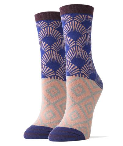 Ms. Smith Bamboo Socks
