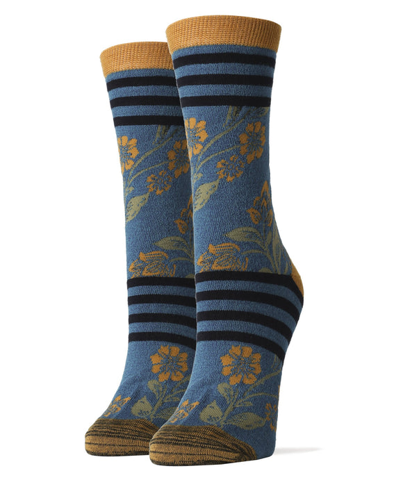 Ms. Wilson Bamboo Socks